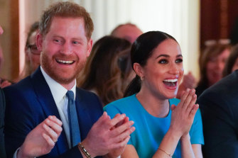 Meghan and Harry know the power of celebrity.