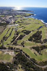 From La Perouse to Randwick, there are four golf courses on Crown land:  New South Wales Golf Club, Coast Golf Club, St Michaels Golf Club, Randwick Golf Club.
