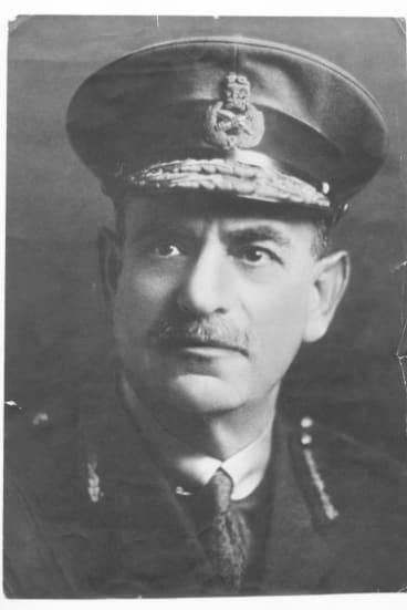 Sir John Monash.