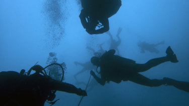 Greece has a new project to create underwater museums accessible to visitors.