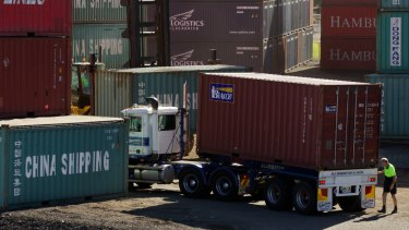 Moving more containers through Newcastle could have real benefits for Sydney motorists.