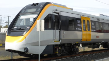 The new trains could be derailed by a Federal Court injunction, which is being proposed by disability advocates.