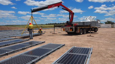 No state has more to gain from gas and hydrogen, solar and wind than Queensland, says Treasurer Jackie Trad.