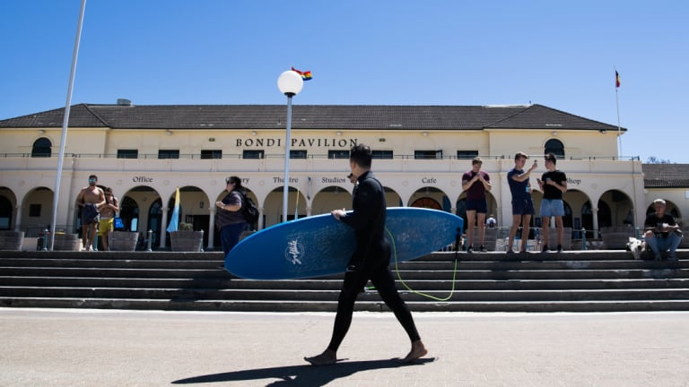 The cost of upgrading Bondi Pavilion has been estimated at up to $25 million.