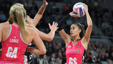 """Netball Australia released a joint statement with Super Netball in support of Maria Folau on Sunday, writing that """"no action"""" was required by the league."""