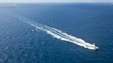 An upgrade of vessel traffic services has blown out to more than $36 million.