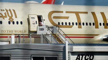 The plot involved smuggling a bomb in a meat grinder onto an Etihad flight leaving Sydney Airport.