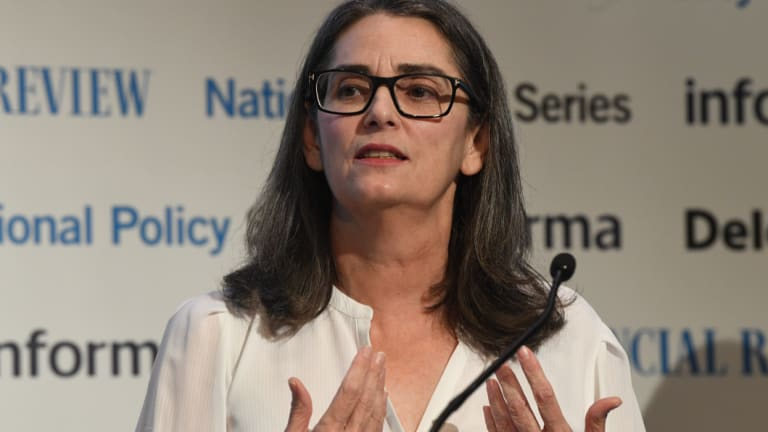 'Calls for stability are becoming background noise,' says EnergyAustralia MD Catherine Tanna.