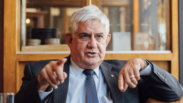 "Indigenous Australians Minister Ken Wyatt said he wanted ""all options"" to remain on the table."