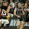 Baby Bombers stun Buckley's men into submission to leave Collingwood 17th