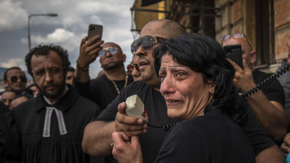 'Roma lives matter': Czech protests compare death of man in police custody to George Floyd