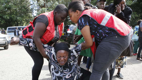Fifty people in Nairobi hotel at time of attack unaccounted for as death toll rises