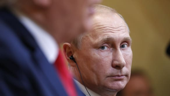 'I told him about that': Putin says he invited Trump to Moscow
