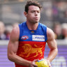 The real deal: Brisbane ball magnet Lachie Neale polled the highest tally of votes from The Age footy experts across the home-and-away season.