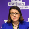 As it happened: Jenny Mikakos resigns as Victorian health minister, will leave parliament as state records 12 COVID-19 cases; Australian death toll rises to 870