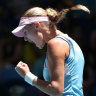France strike first blow in Fed Cup final