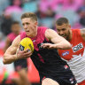 One in, one out: Demons land Langdon and farewell Frost