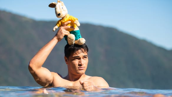 Wallabies rookie Petaia's scare after losing 'Wally'
