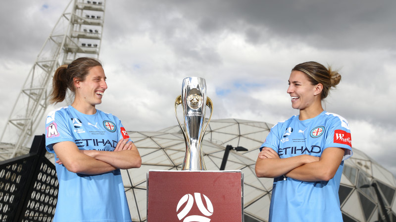 City, Sydney prepare to leave it all on the pitch
