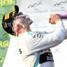 Valtteri Bottas: 'It's definitely the best race I've had in my life'
