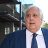 Palmer trial judge wants to know how much money liquidators could win