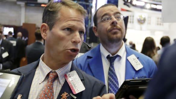 Wall Street's $62 trillion China dream inches toward reality