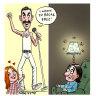 Isla Fisher and Sacha Baron Cohen call Perth home