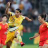 Australia vs China Olympic qualifying as it happened: Van Egmond rescues Matildas in injury time