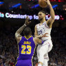 NBA to probe Ben Simmons-Magic Johnson link