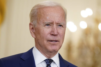 US President Joe Biden will use the climate summit to announce a significant increase in America's 2030 emissions reduction target.