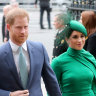 Prince Harry and wife Meghan blacklist British tabloids
