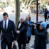 Brief but quietly devastating address outlines the defence to Ben Roberts-Smith suit