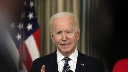 Joe Biden's first test against China is brewing as regime exploits the 'grey zone'
