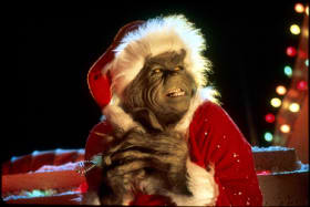 if you are a Grinch, how can you survive the yuletide season?
