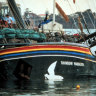 From the Archives, 1985: Greenpeace's Rainbow Warrior bombed in Auckland