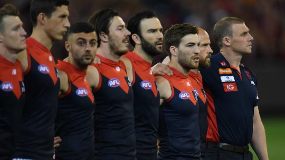 West Coast v Melbourne: Hostile Perth stadium holds no fears for rampant Dees