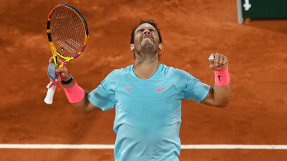 Thiem crashes out in five-hour battle, Nadal passes first test