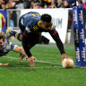 Dirty dozen: Tahs crash to record-equalling 12th loss, Brumbies salvage pride