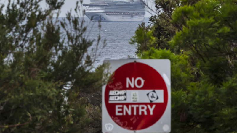 Ruby Princess to remain off Sydney amid police investigation – The Age