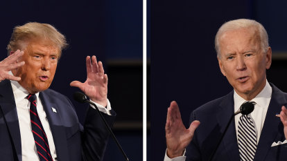 'You're on mute': Trump, Biden to be silenced sometimes during final debate