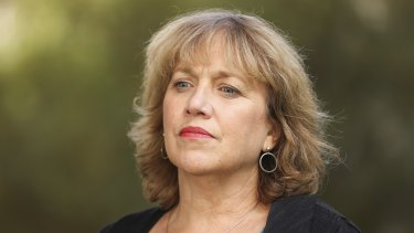 Patricia Sparrow said a new plan was needed for the rollout of vaccines in aged care.