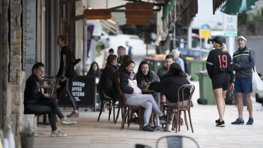 Local businesses are pushing for restaurants to expand into outdoor and rooftop dining.