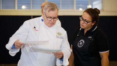 Patrick O'Brien is a three year veteran of the Perth Royal Food Awards, judging in the sausages category.