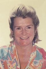 Tonia Shand, DFAT diplomat.