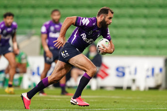 Cameron Smith believes the one-referee system has increased the pace of the game.