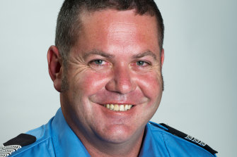 WA Police Union President Harry Arnott.