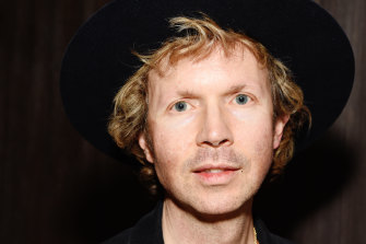 Beck suspects up to 90 per cent of his recordings have been destroyed by fire.