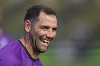 The NRL world is waiting for Cameron Smith's decision on his future.