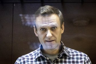 Russian opposition leader Alexei Navalny says he is being denied medical treatment in prison.