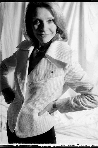 Carla Zampatti in 1996.